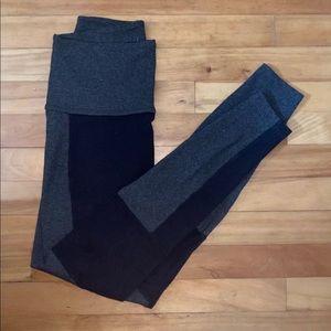 NWOT - Beyond Yoga - Colour Block Leggings